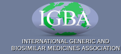 International Generic and Biosimilar Medicines Association- IGBA